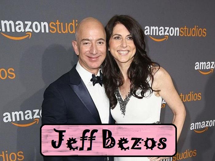 Fakta Unik Jeff Bezos Orang Terkaya di Dunia